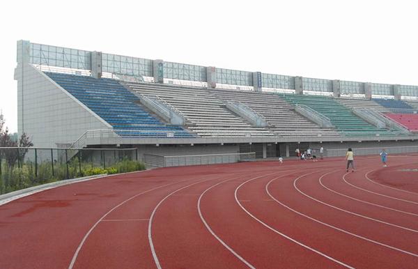 连云港市东海县体育馆看台